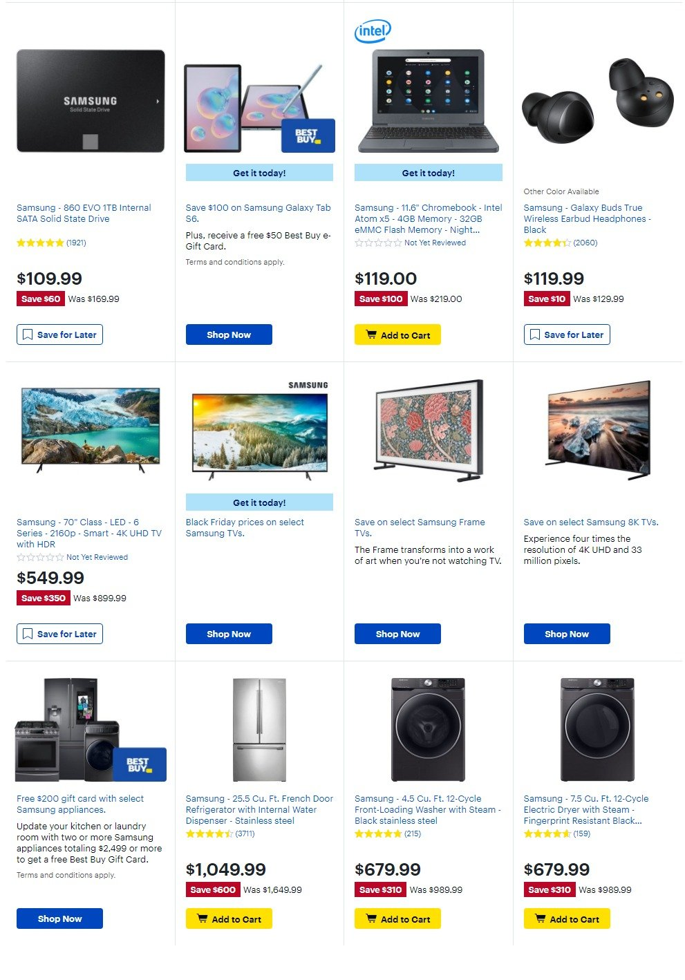Best Buy Black Friday 2019 Page 44