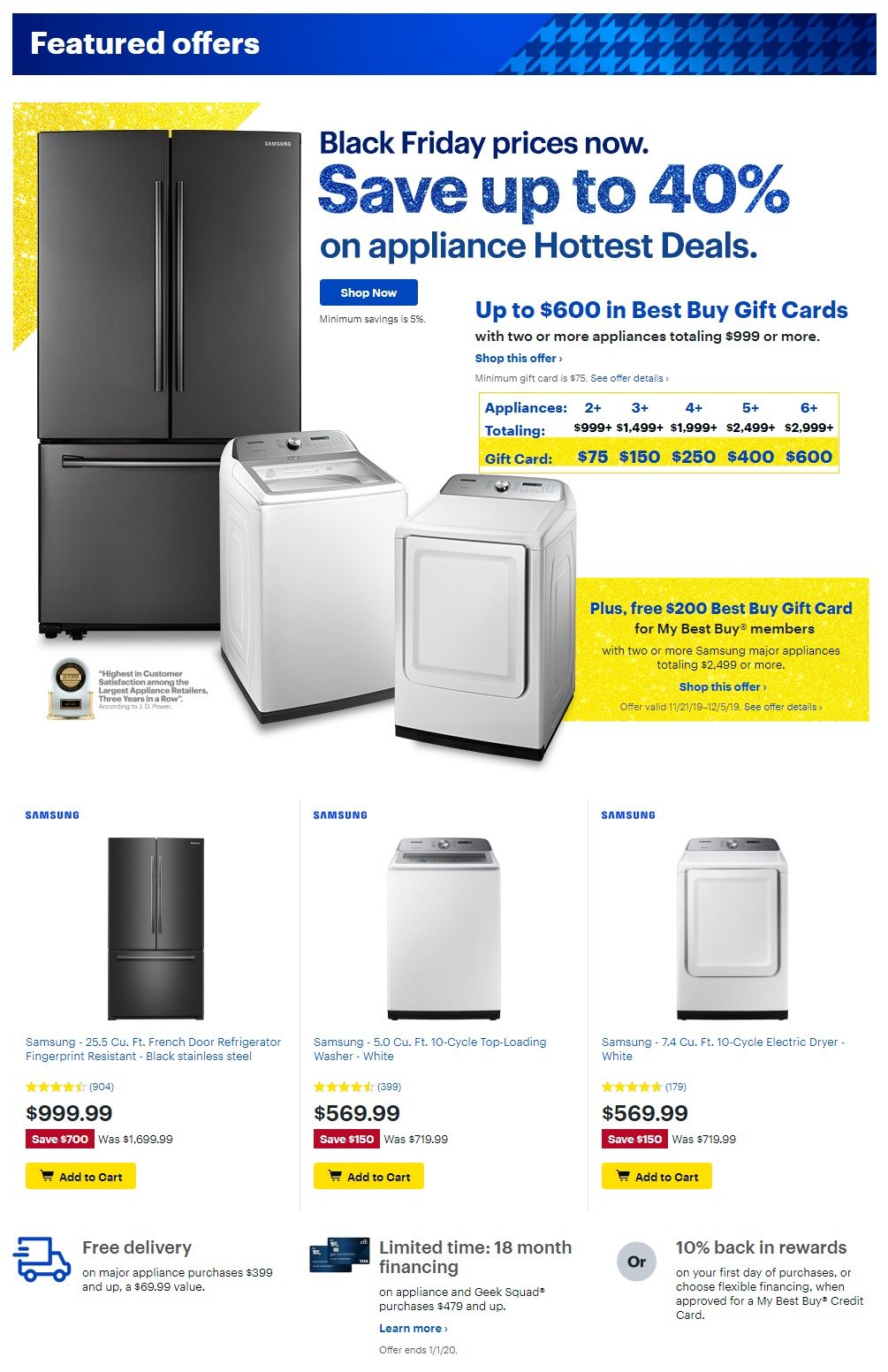 Best Buy Black Friday 2019 Page 45