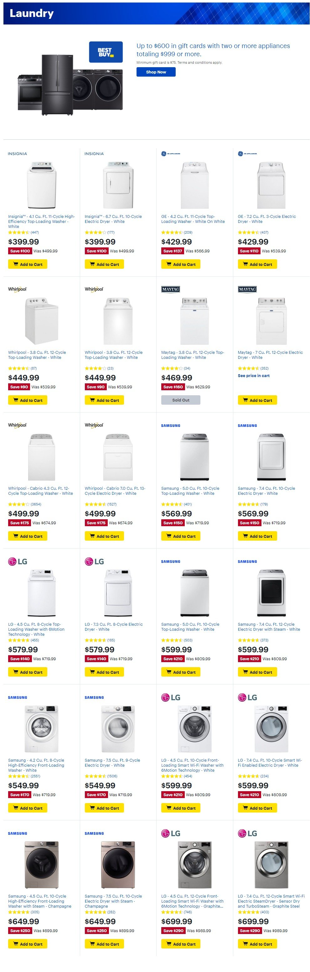 Best Buy Black Friday 2019 Page 48