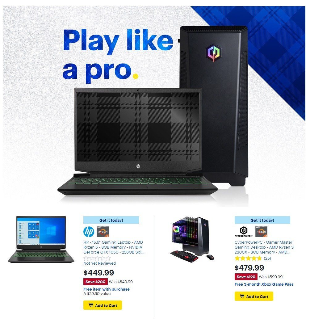 Best Buy Black Friday 2019 Page 49