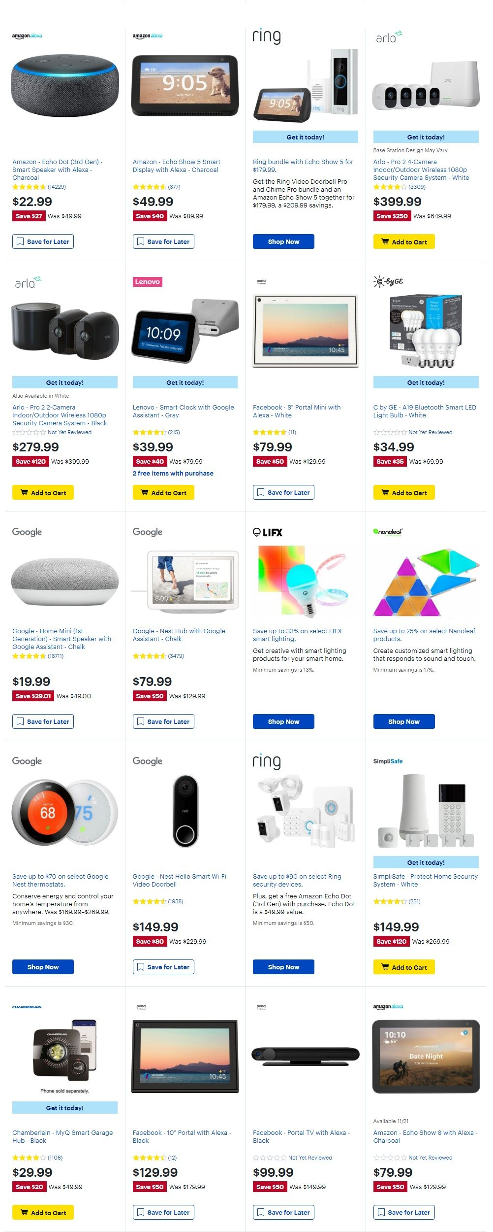 Best Buy Black Friday 2019 Page 52