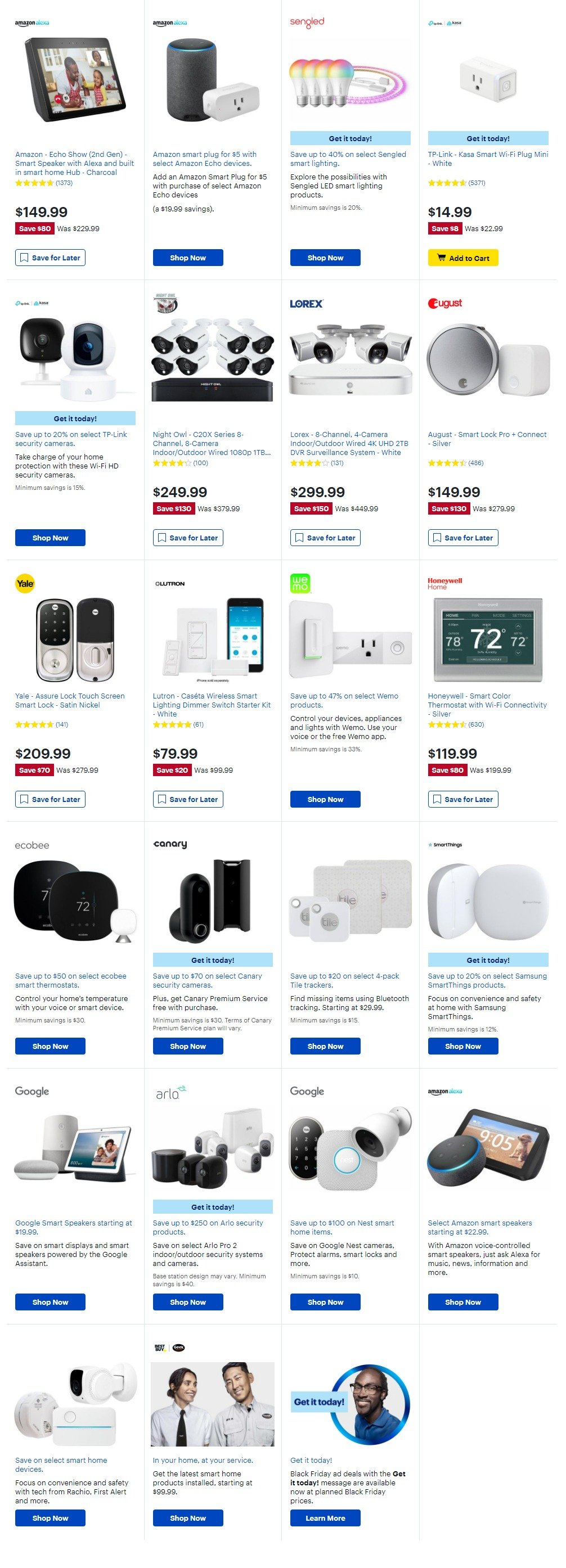 Best Buy Black Friday 2019 Page 53