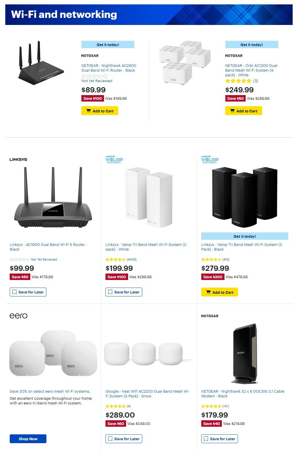Best Buy Black Friday 2019 Page 54