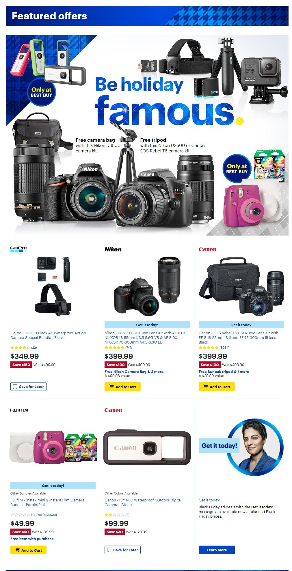 Best Buy Black Friday 2019 Page 56