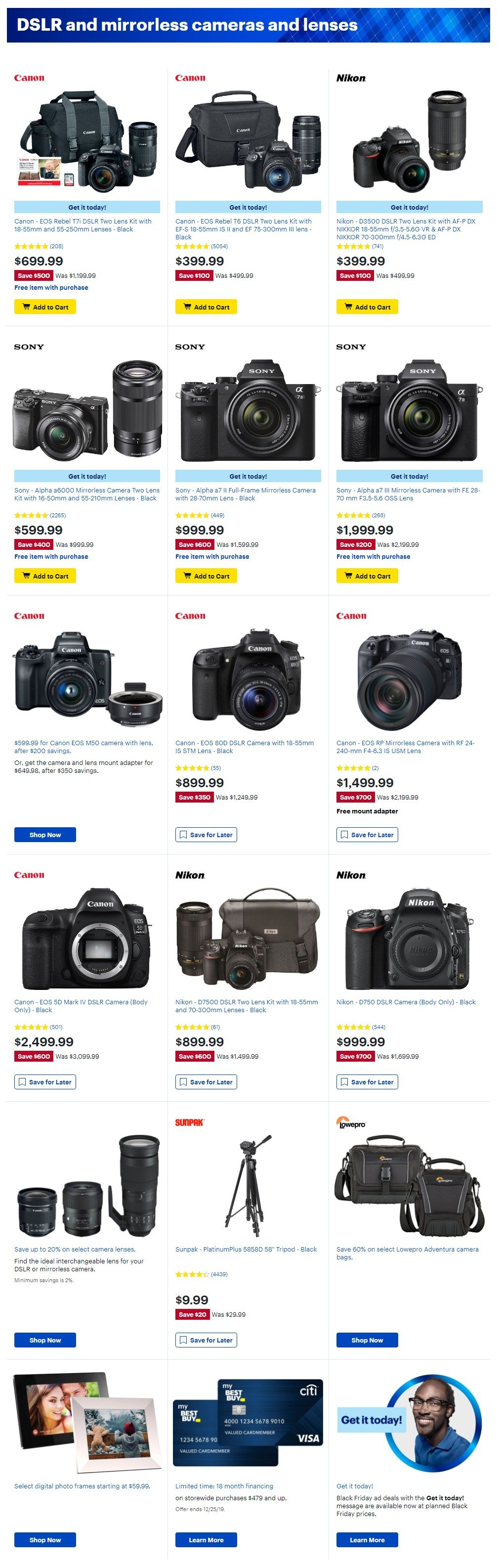 Best Buy Black Friday 2019 Page 57