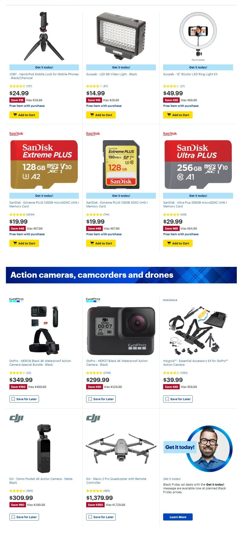 Best Buy Black Friday 2019 Page 58