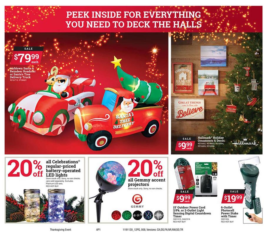 Ace Hardware Black Friday 2019 Page 8