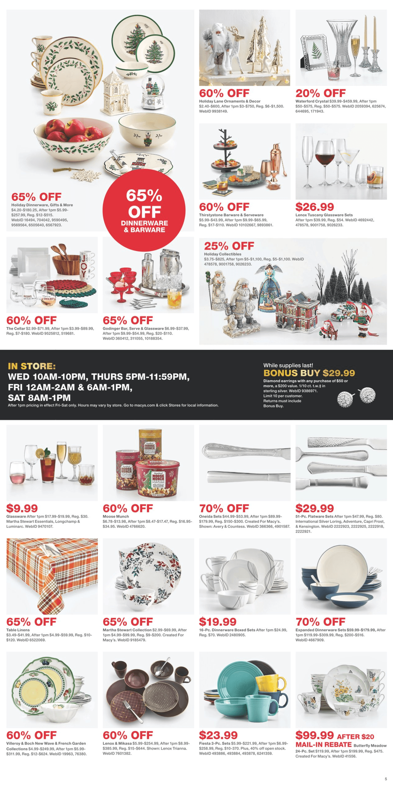 Macy's Black Friday 2019 Page 5