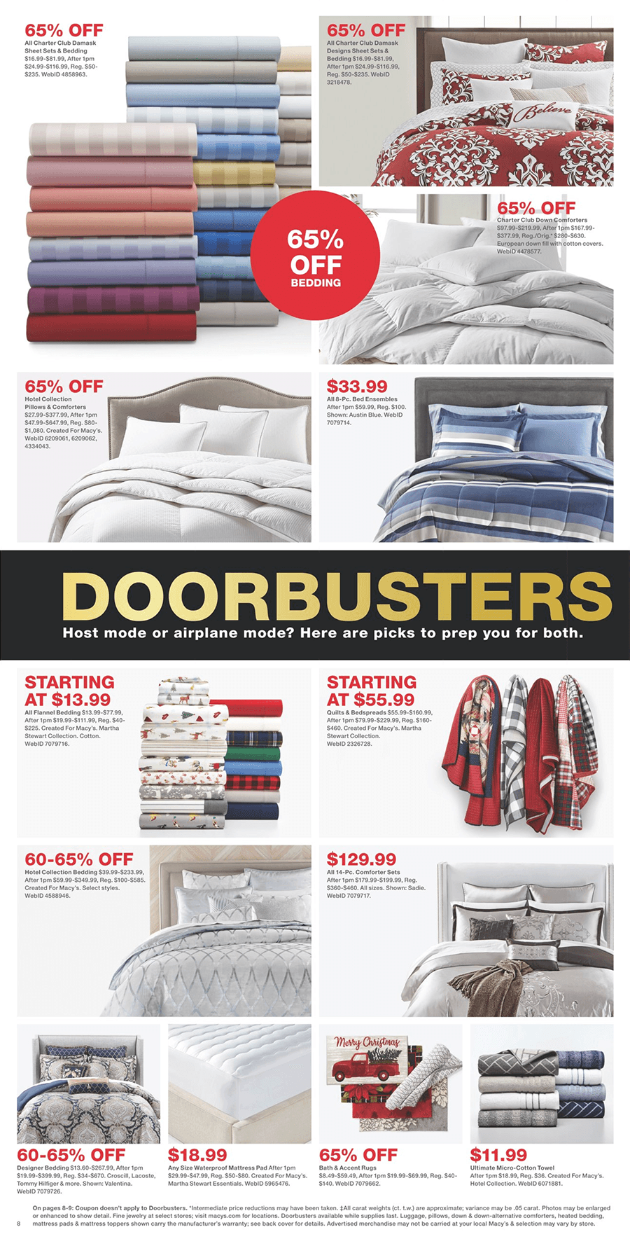 Macy's Black Friday 2019 Page 8