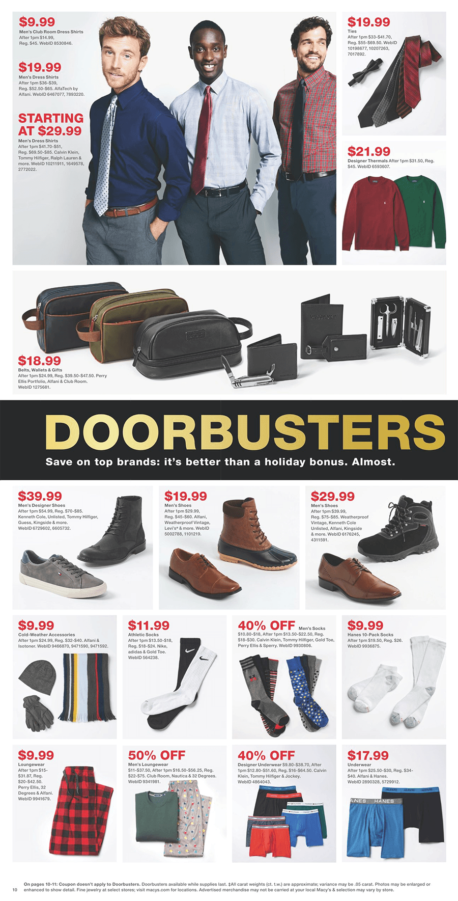 Macy's Black Friday 2019 Page 10