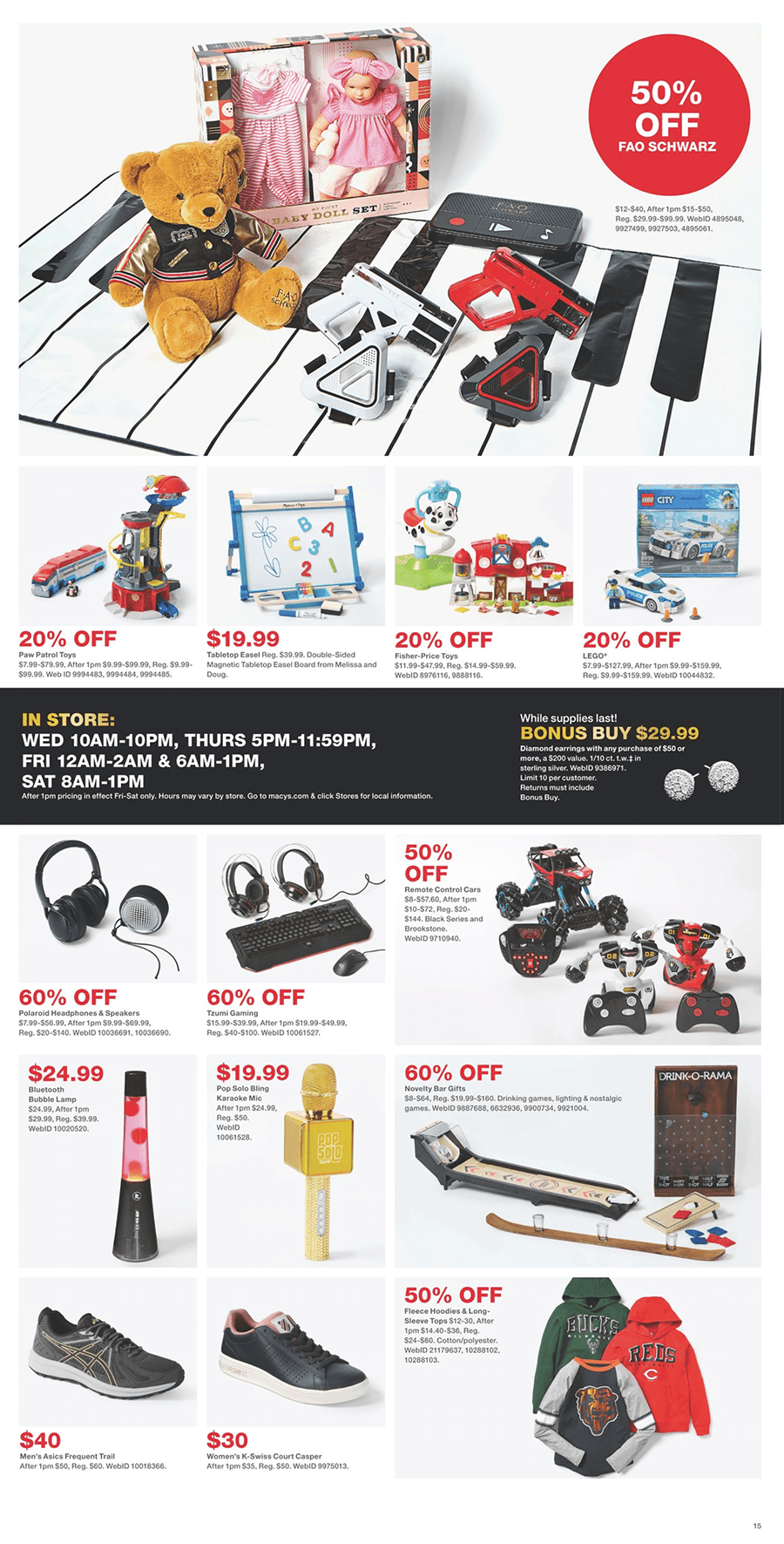 Macy's Black Friday 2019 Page 15