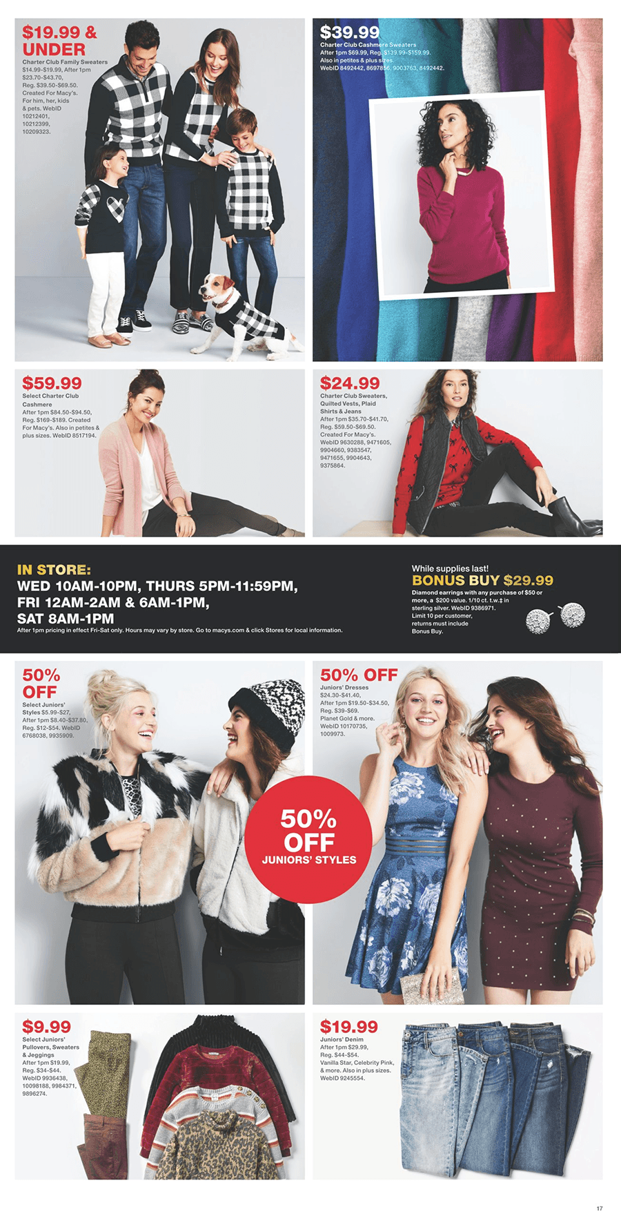 Macy's Black Friday 2019 Page 17