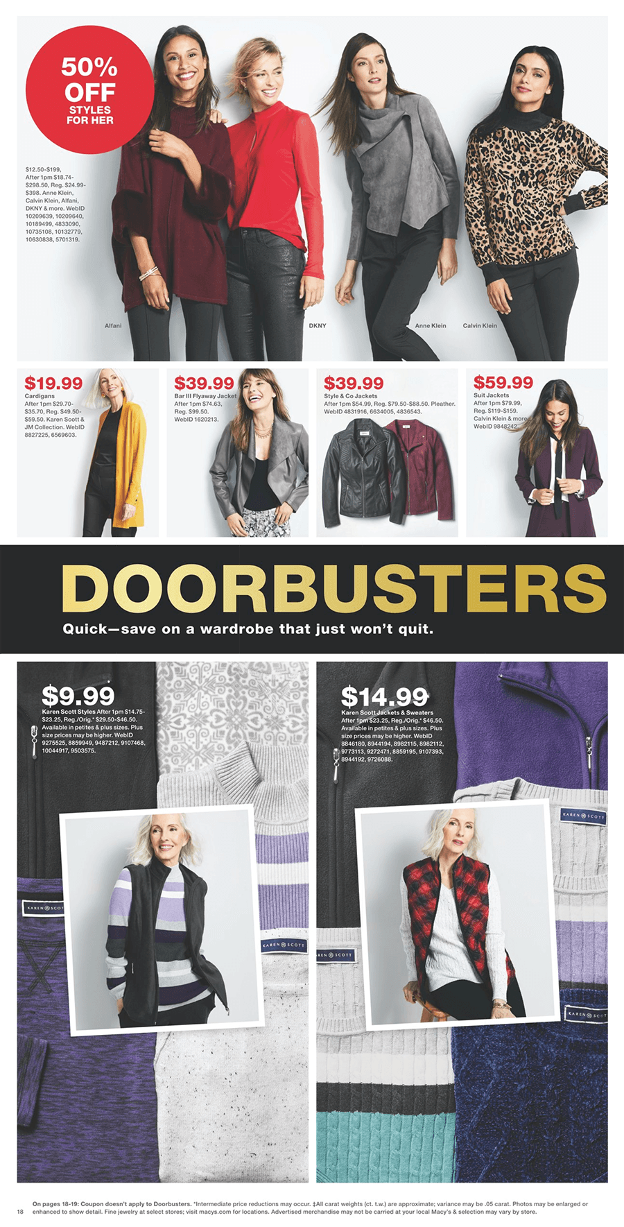 Macy's Black Friday 2019 Page 18