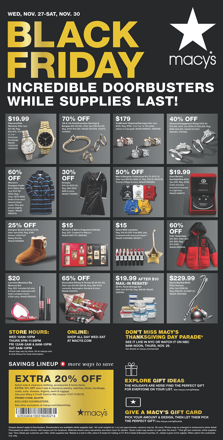 Macy's Black Friday 2019 Page 21