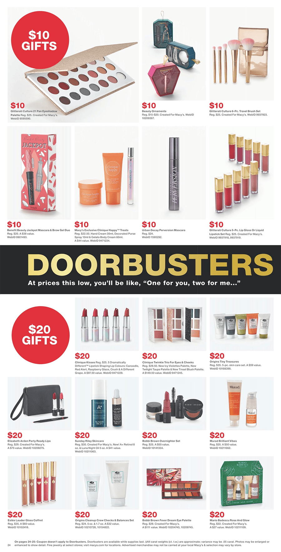 Macy's Black Friday 2019 Page 24