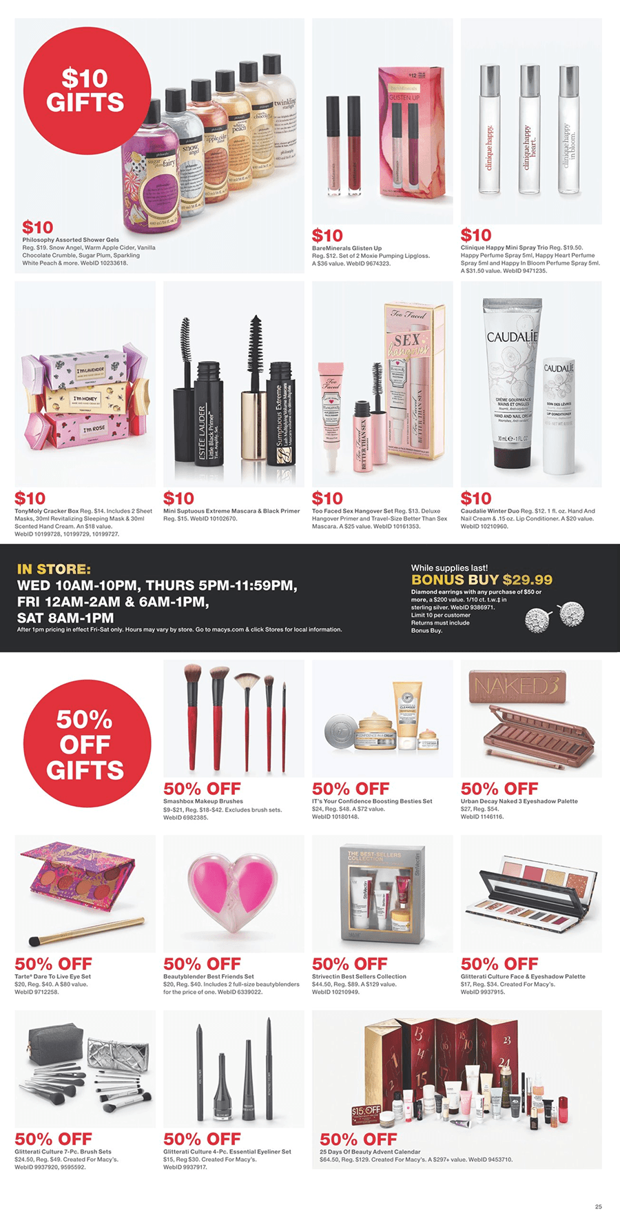 Macy's Black Friday 2019 Page 25
