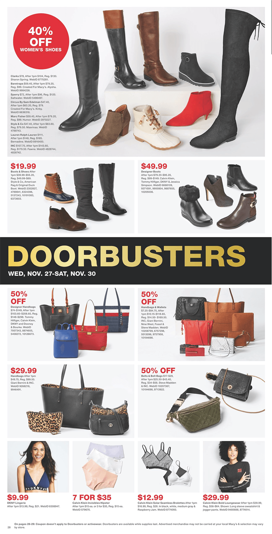Macy's Black Friday 2019 Page 28