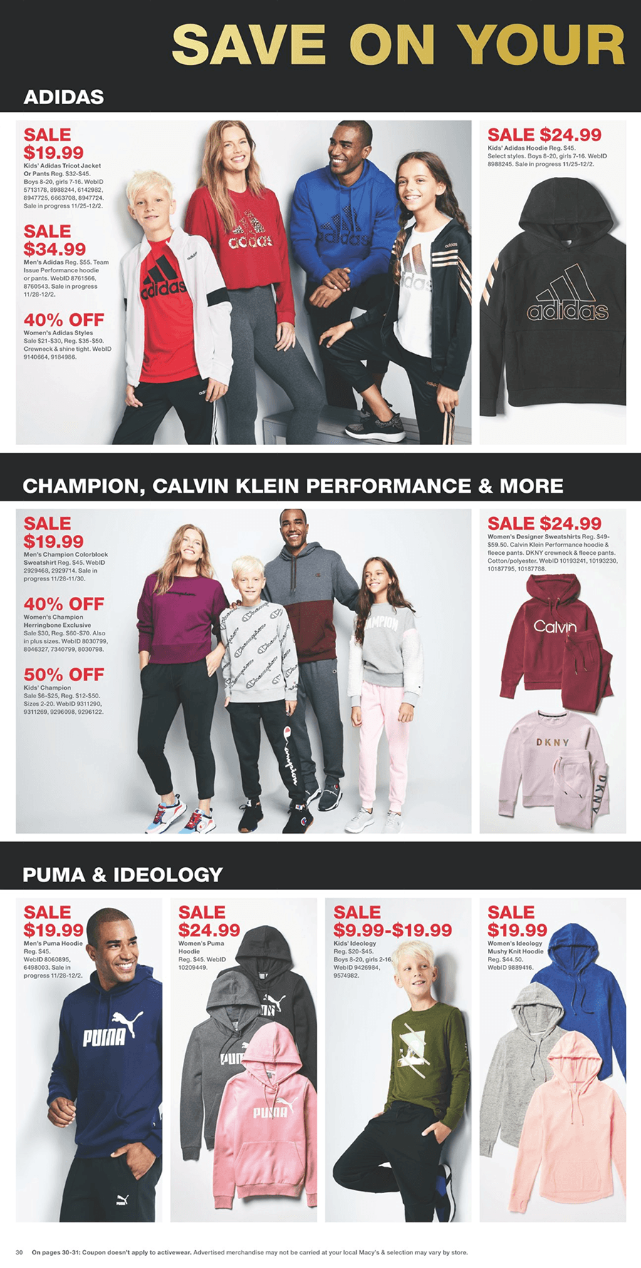 Macy's Black Friday 2019 Page 30