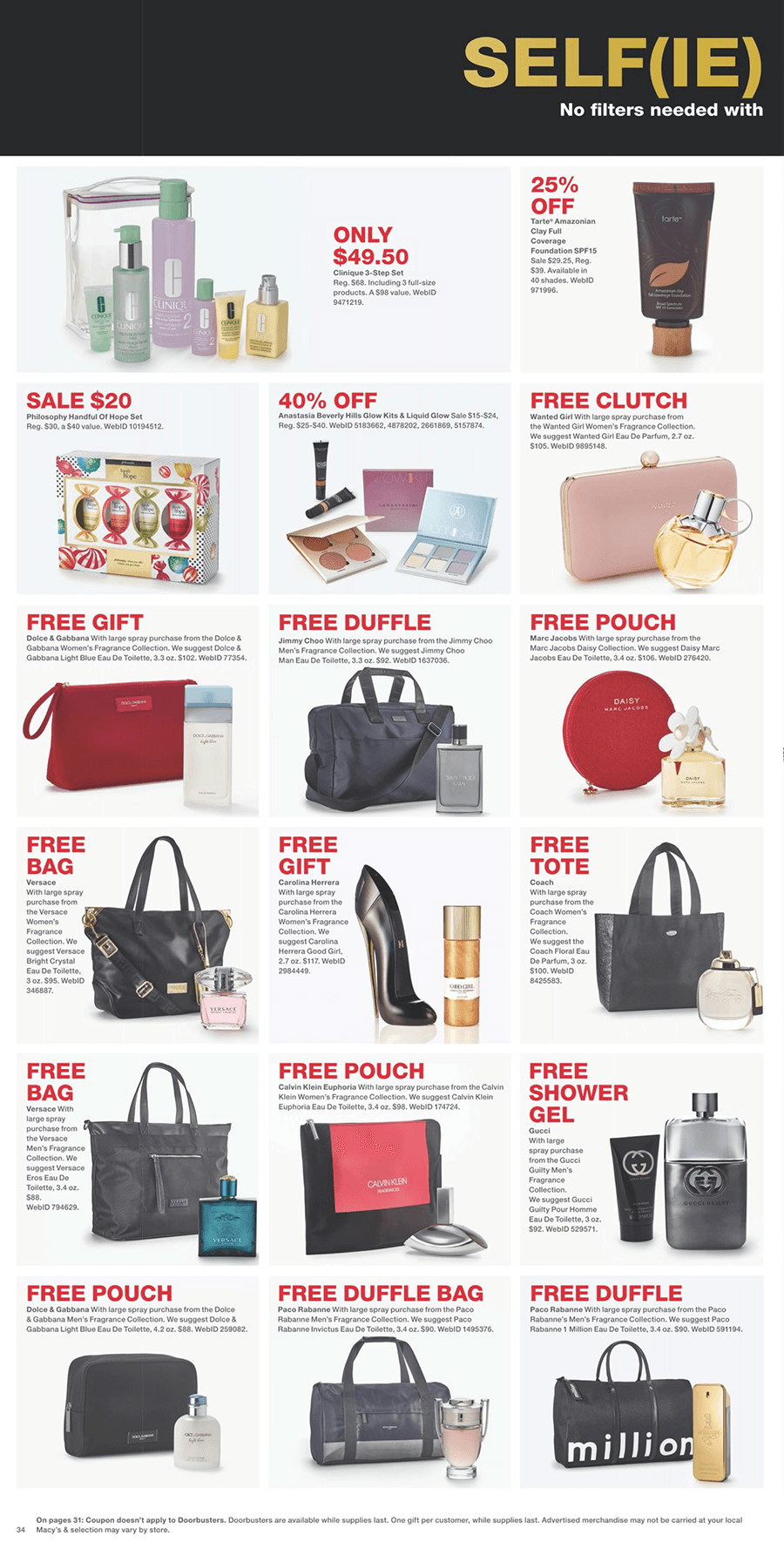Macy's Black Friday 2019 Page 34