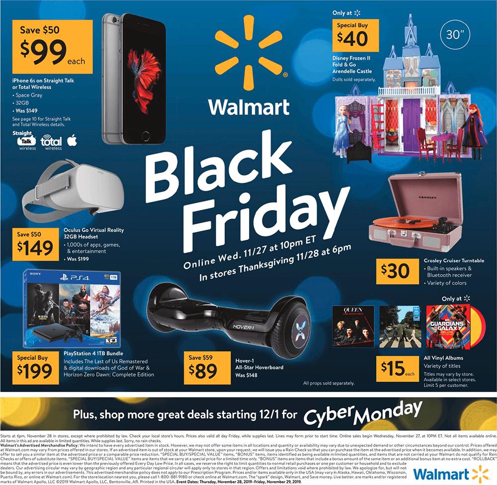 Walmart Black Friday 2019 Page 2