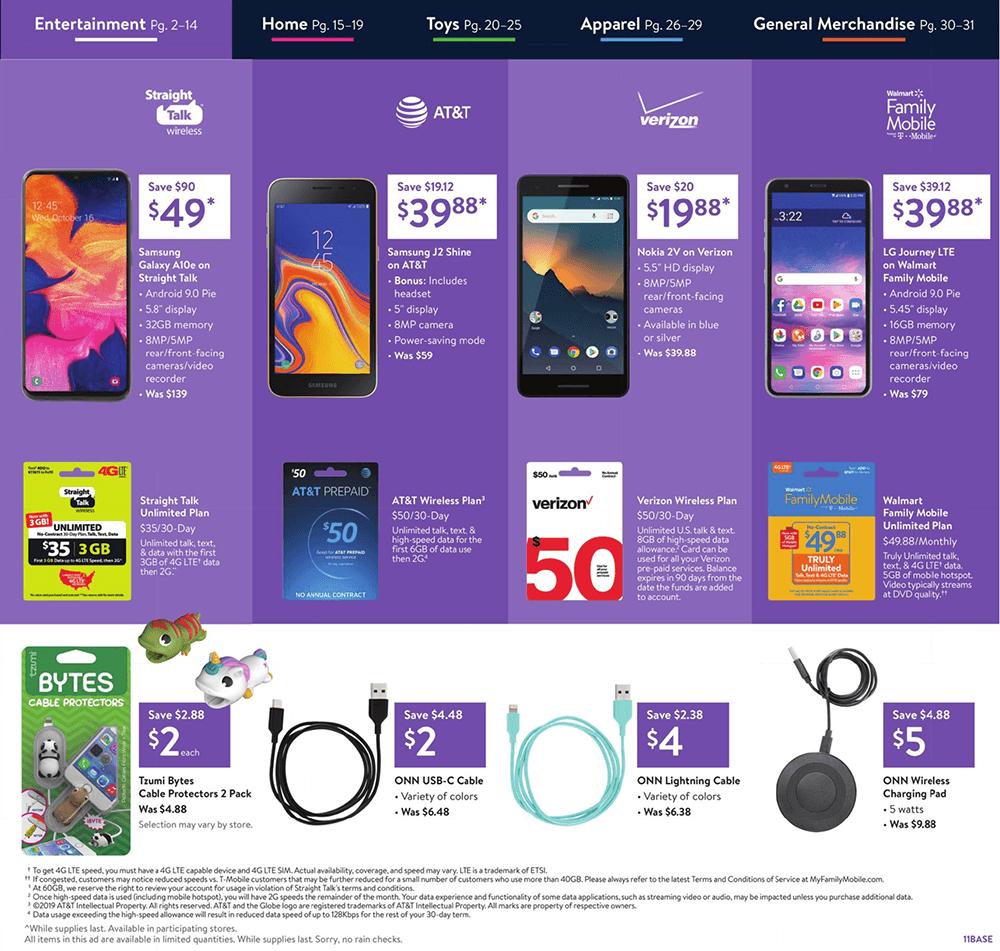 Walmart Black Friday 2019 Page 12