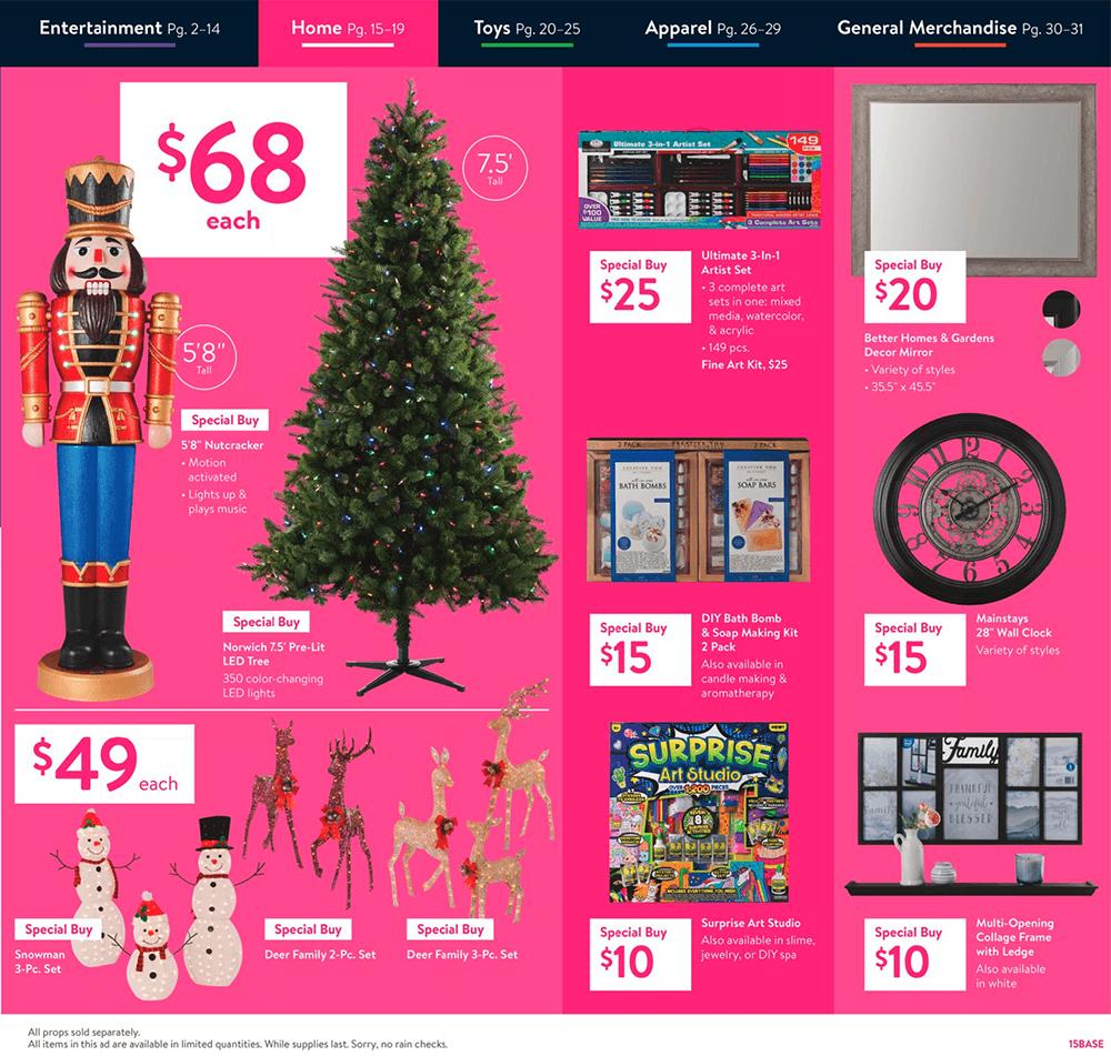 Walmart Black Friday 2019 Page 16