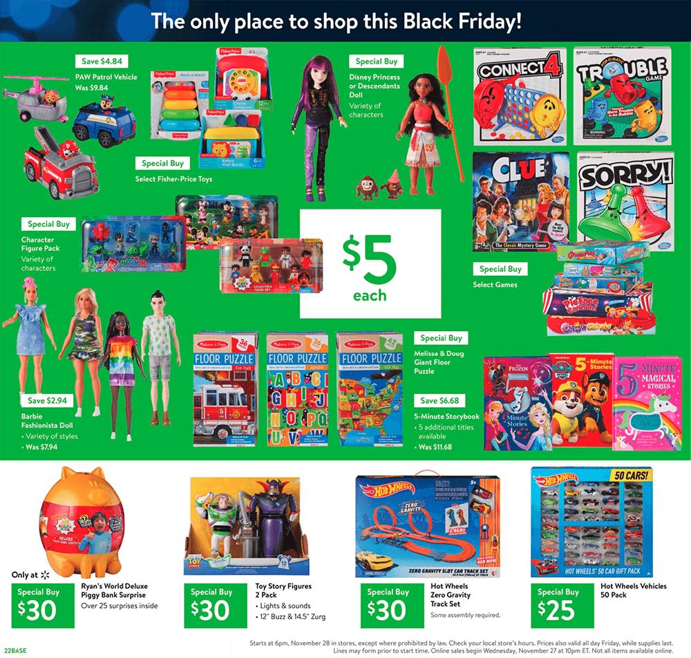 Walmart Black Friday 2019 Page 23