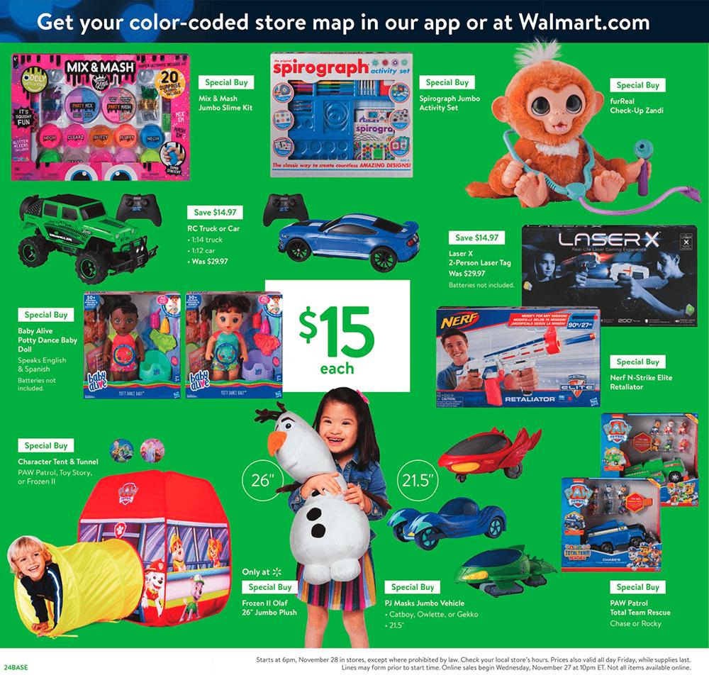Walmart Black Friday 2019 Page 25