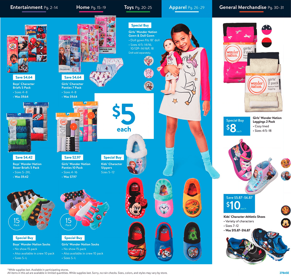 Walmart Black Friday 2019 Page 28