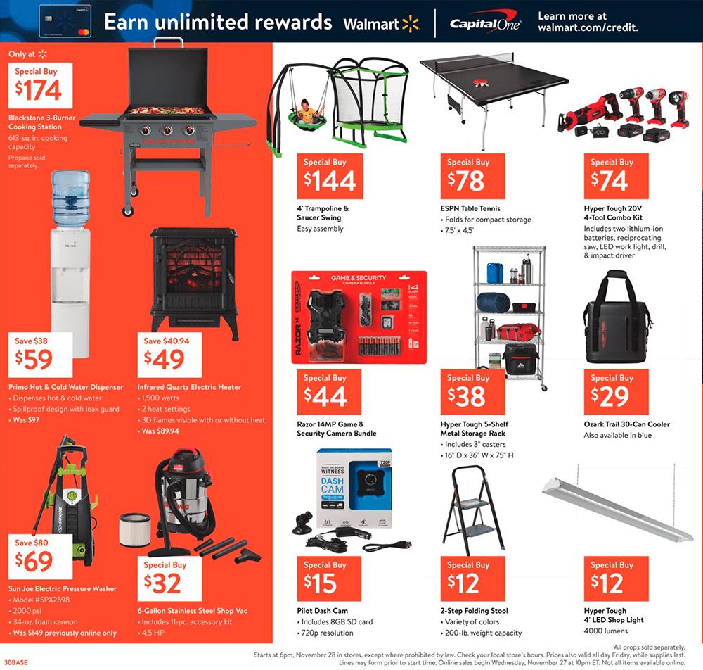 Walmart Black Friday 2019 Page 31