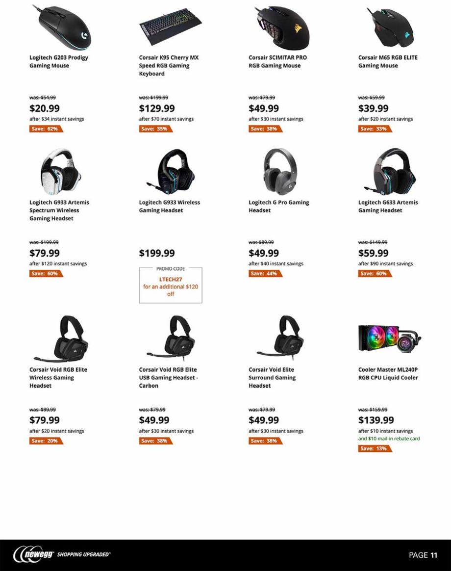 Newegg Black Friday 2019 Page 11