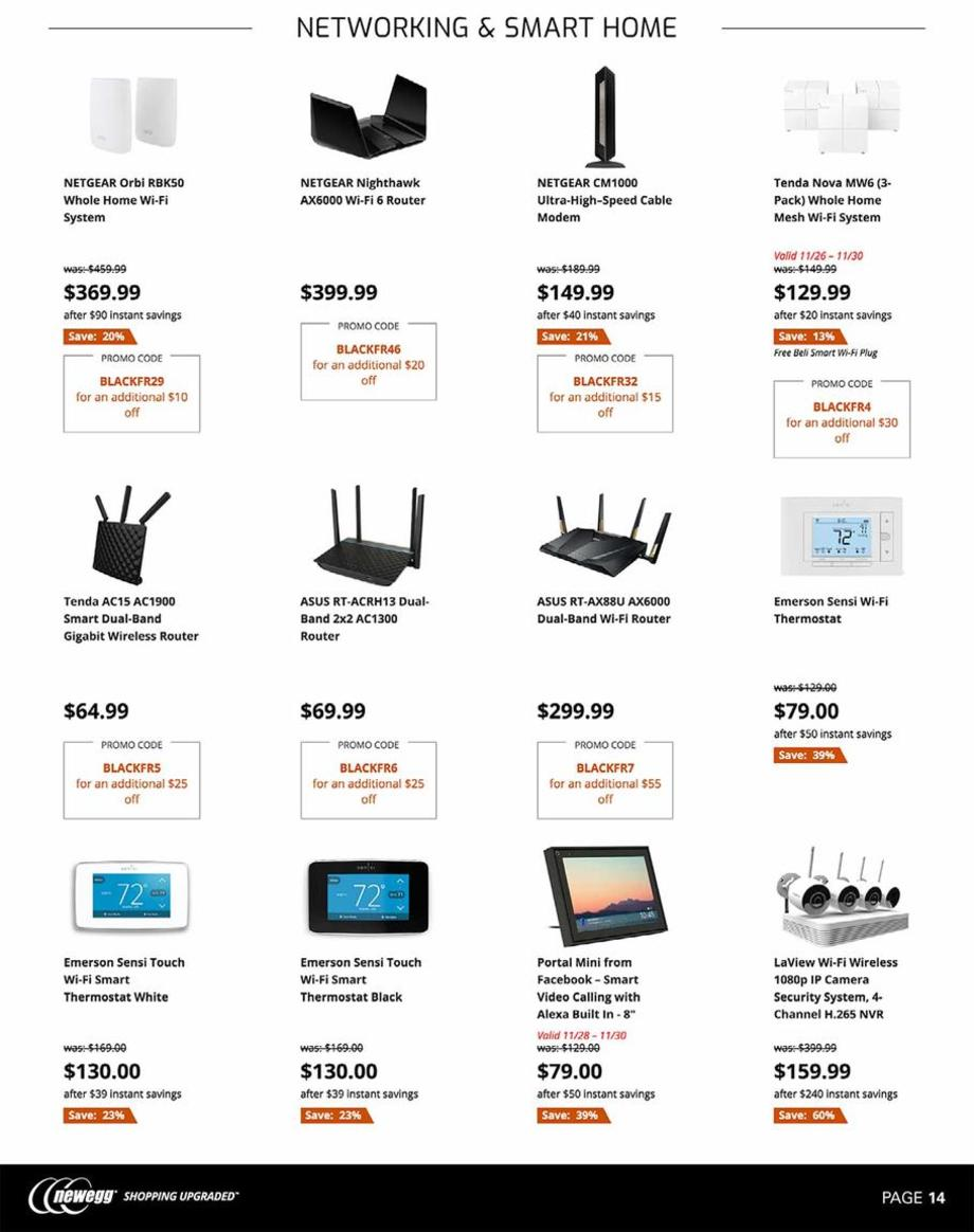 Newegg Black Friday 2019 Page 14