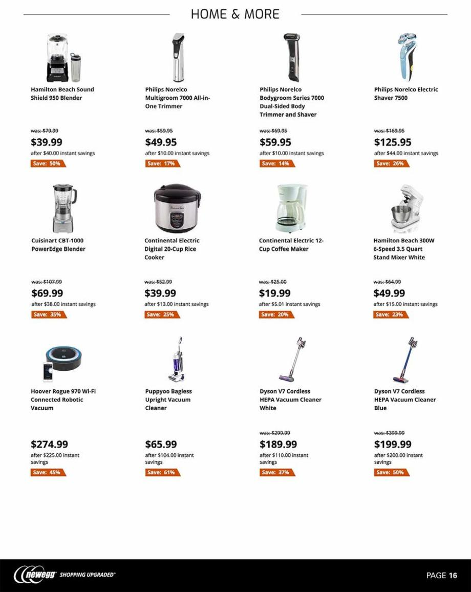 Newegg Black Friday 2019 Page 16