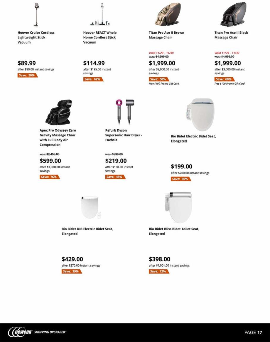 Newegg Black Friday 2019 Page 17