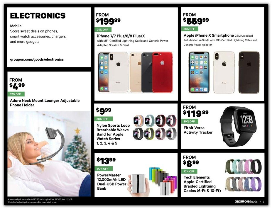 Groupon Black Friday 2019 Page 4
