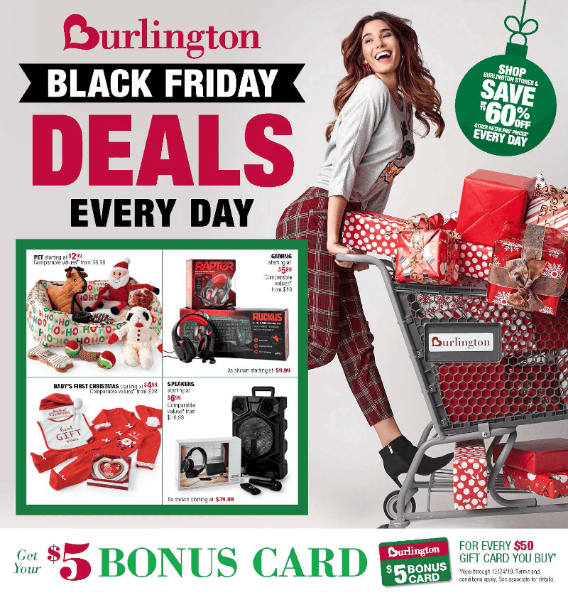 Burlington Black Friday 2019 Page 1
