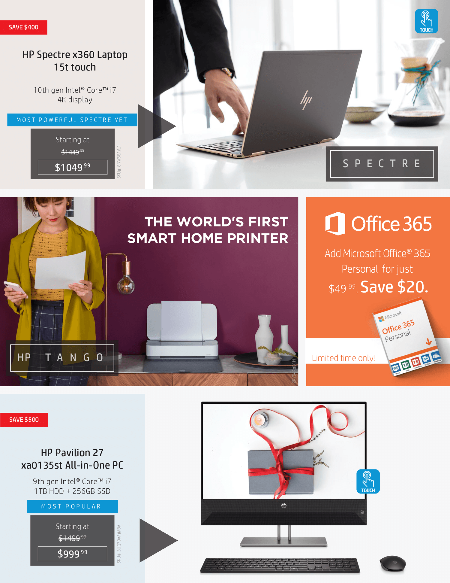HP Cyber Monday 2019 Page 3