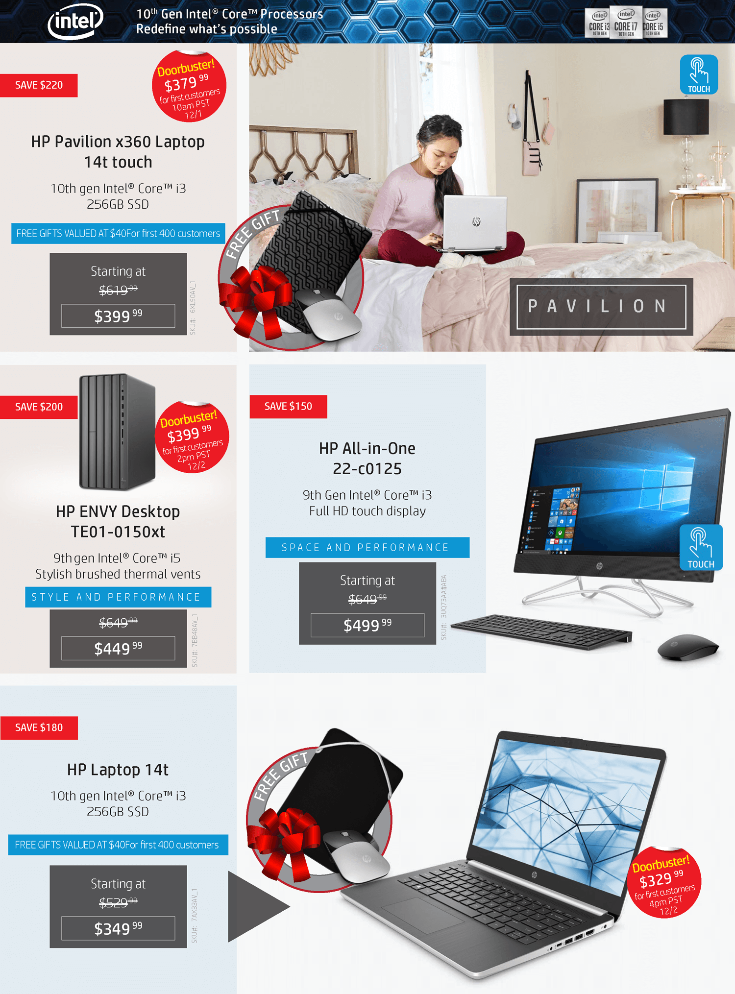 HP Cyber Monday 2019 Page 4