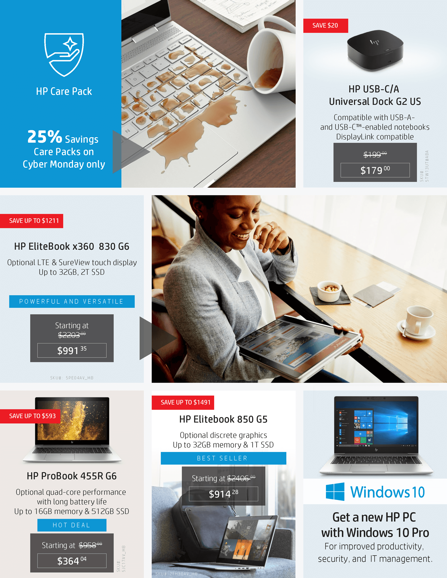 HP Cyber Monday 2019 Page 7