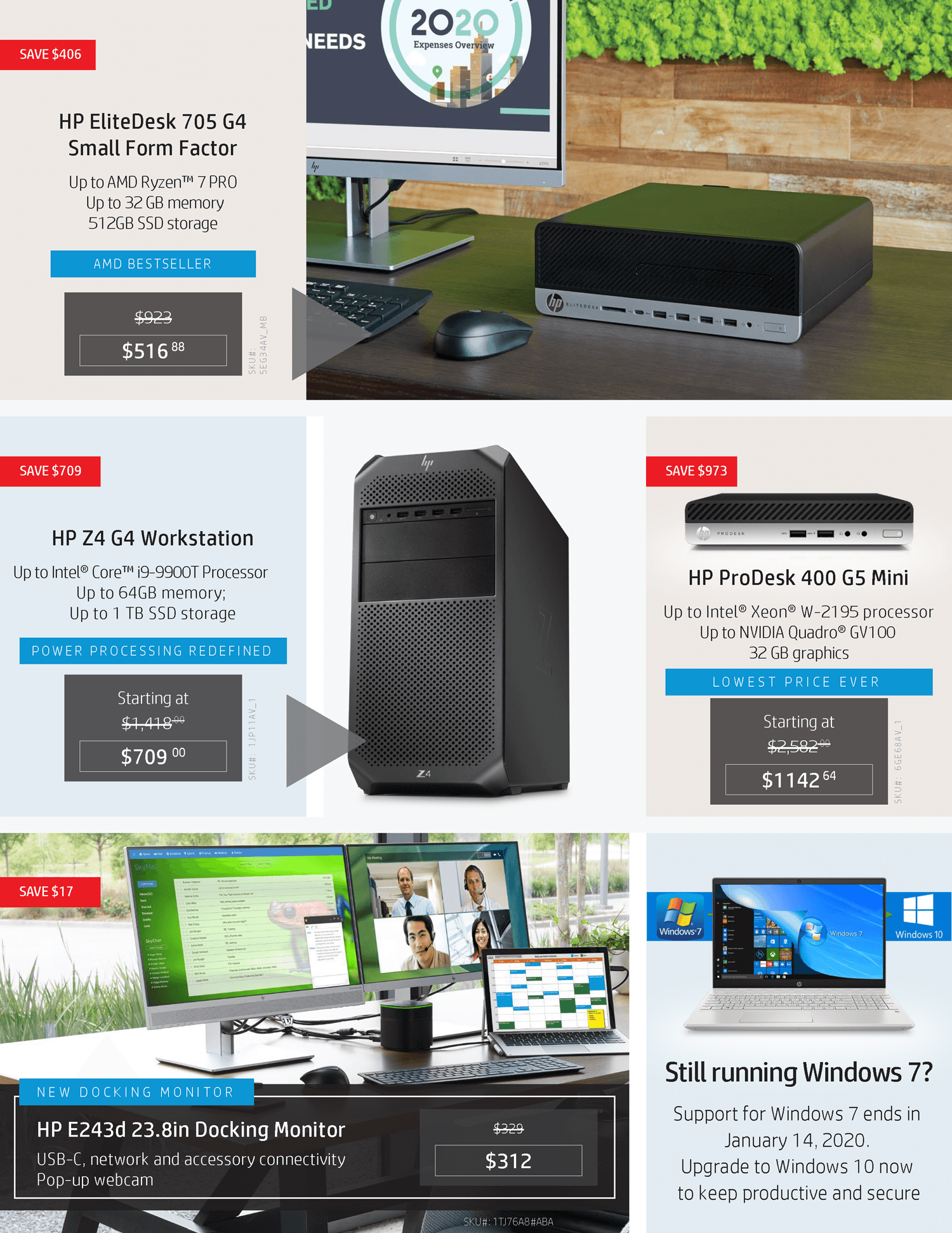 HP Cyber Monday 2019 Page 8