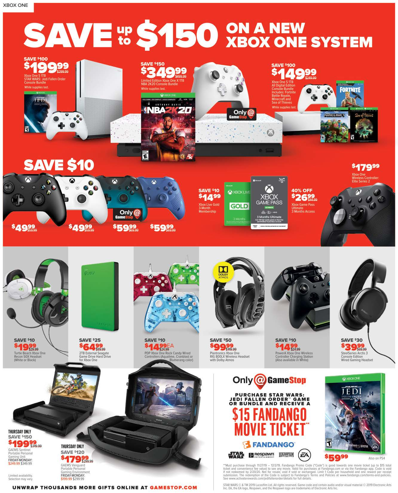 GameStop Black Friday 2019 Page 6