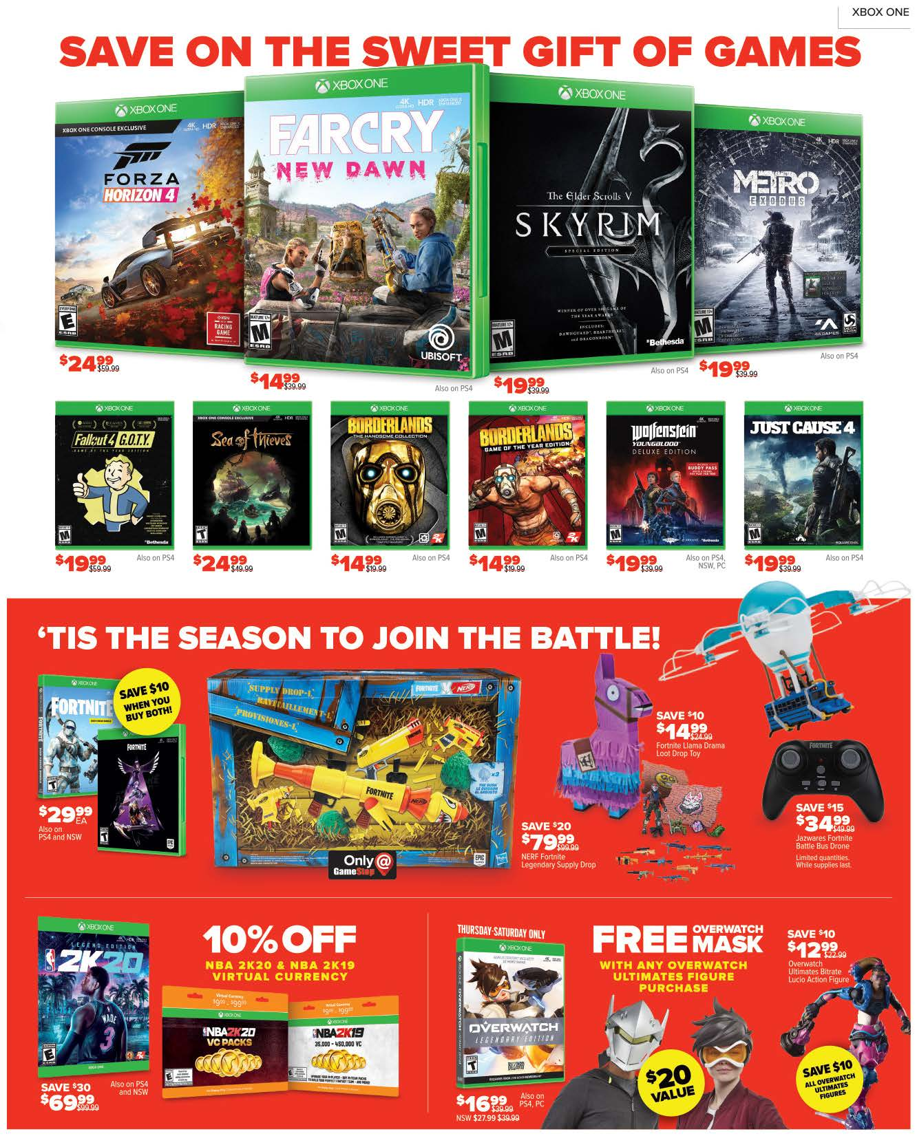 GameStop Black Friday 2019 Page 7