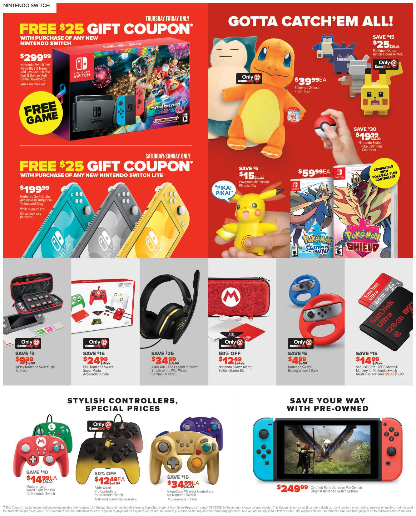 GameStop Black Friday 2019 Page 8