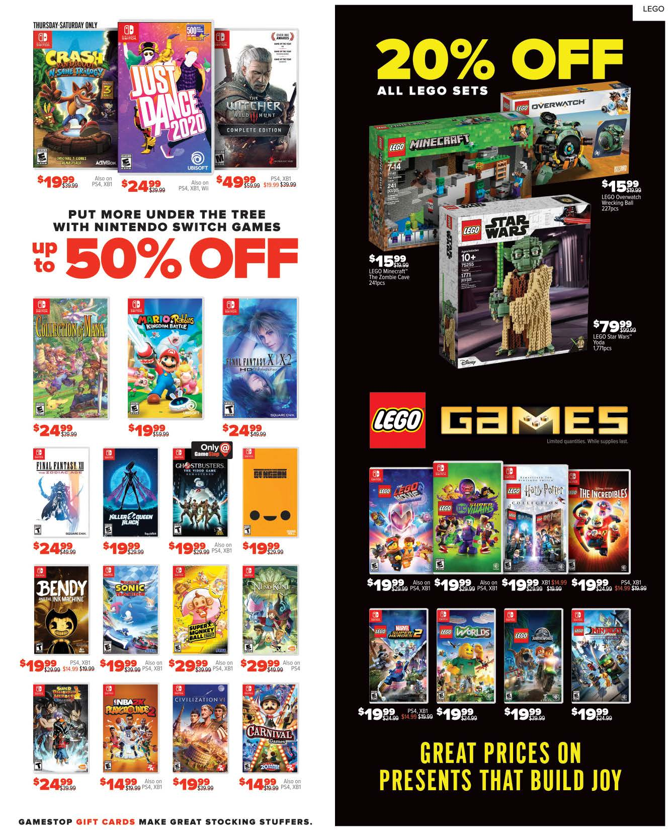 GameStop Black Friday 2019 Page 9