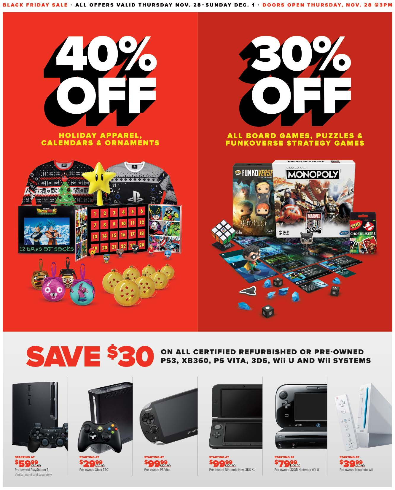 GameStop Black Friday 2019 Page 10