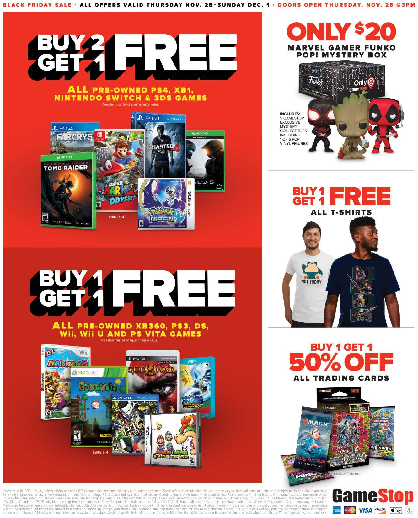 GameStop Black Friday 2019 Page 12