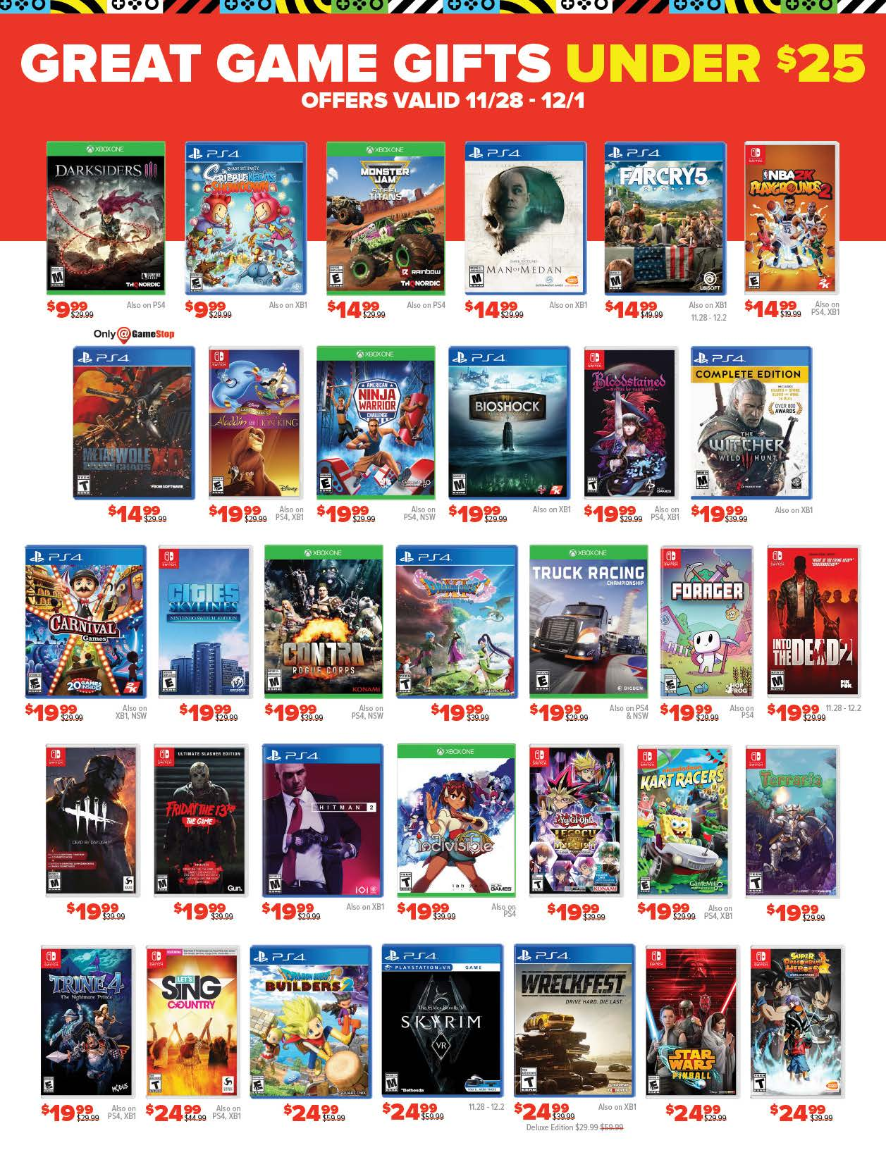 GameStop Black Friday 2019 Page 14