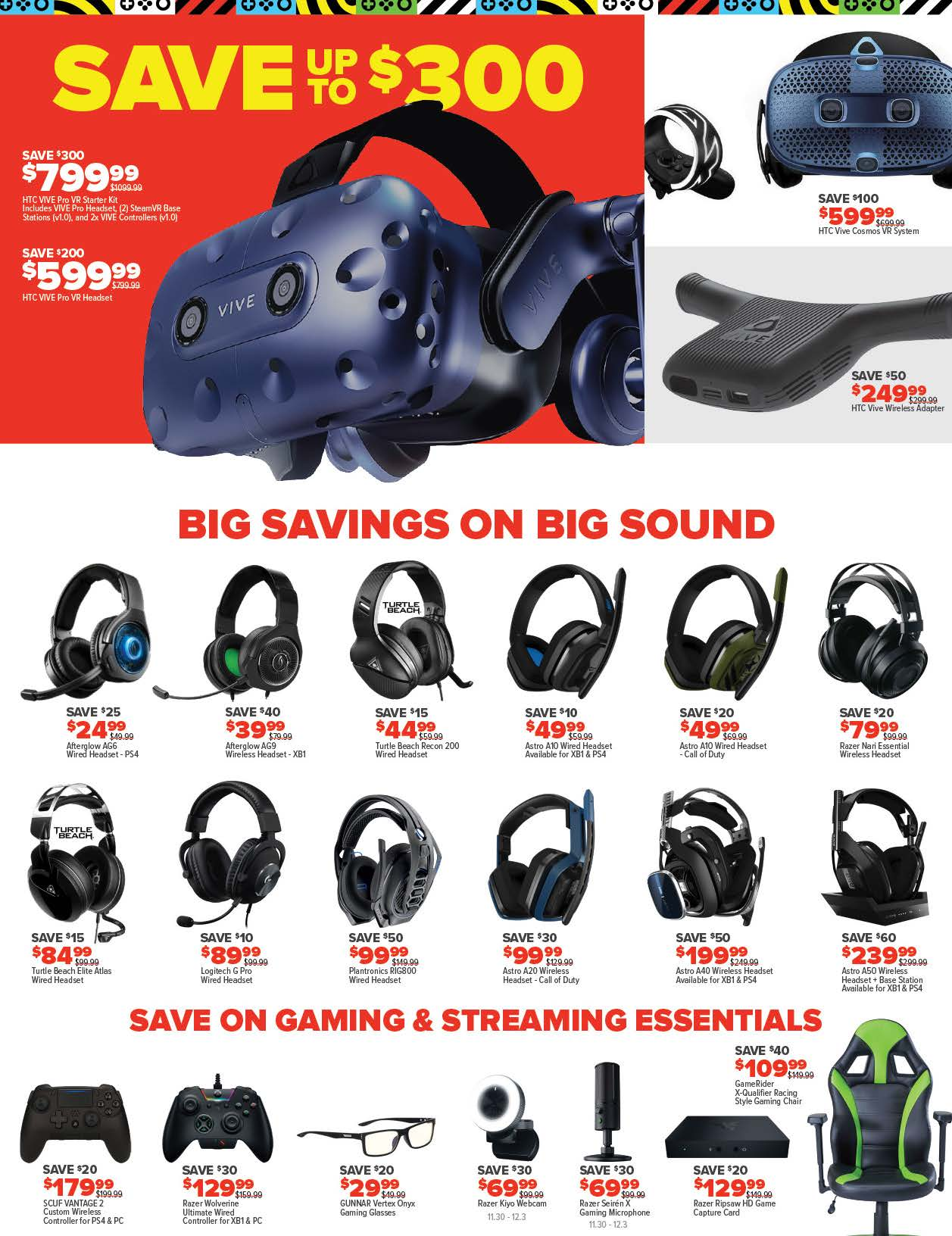 GameStop Black Friday 2019 Page 16