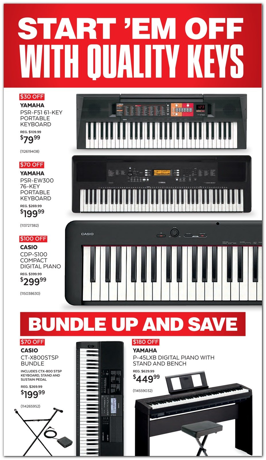 Guitar Center Black Friday 2019 Page 12