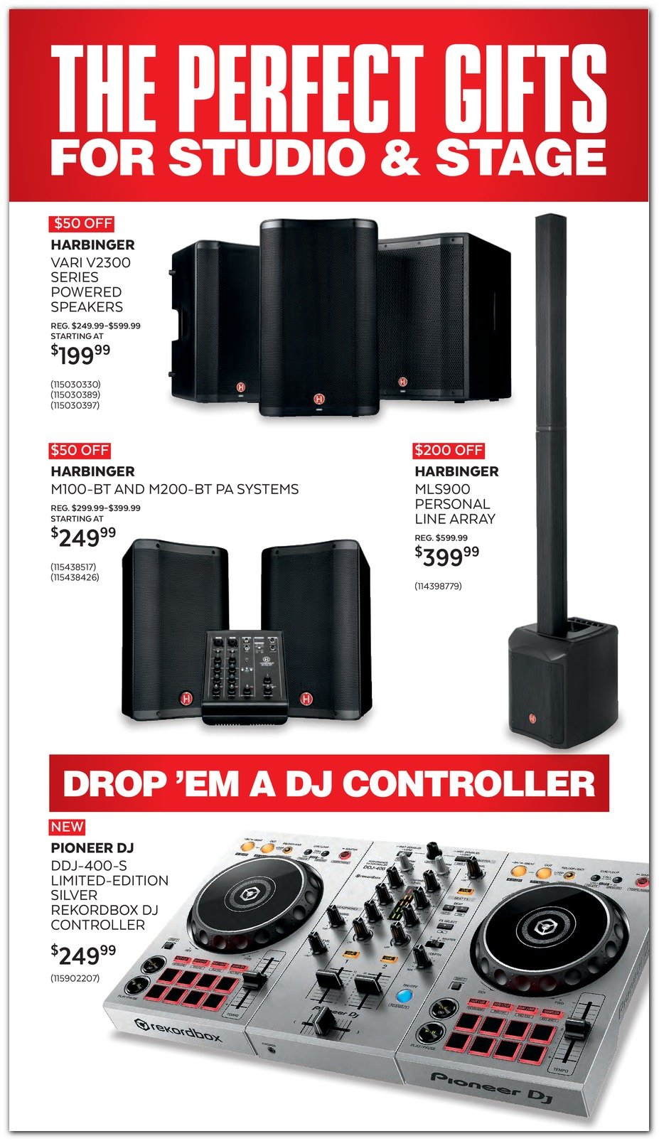 Guitar Center Black Friday 2019 Page 14